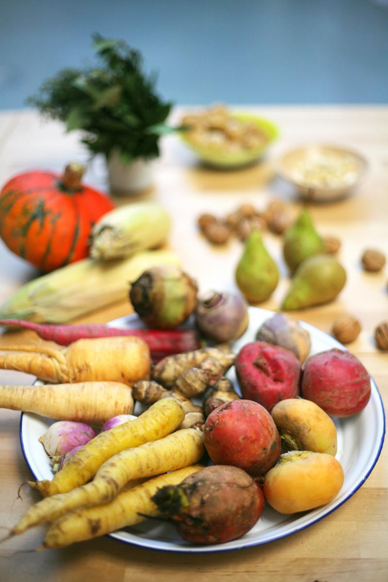 Cuisiner les l gumes du panier en hiver bio consom 39 acteurs - Legumes d hiver a cuisiner ...
