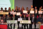 remise de prix Zéro phyto 100% bio - crédit Bio Consom'acteurs