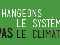 Affiche Alternatiba Lille - Changeons le système, pas le climat!