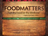 foodmatters on est ce qu'on mange