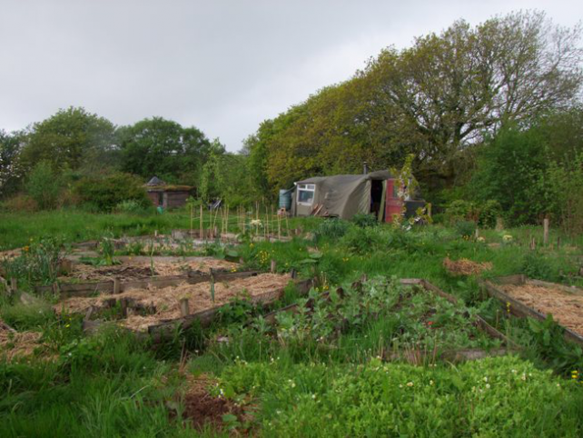 Landmatters la permaculture comme projet de vie bio consom 39 acteurs - Petit jardin public lettres besancon ...