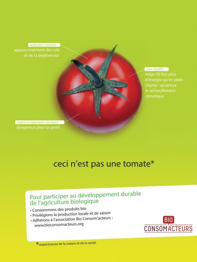 ceci n'est pas une tomate