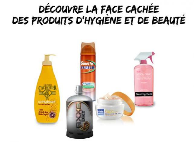 face cachée des produits de beauté et d'hygiène collectif appel de la jeunesse générations cobayes