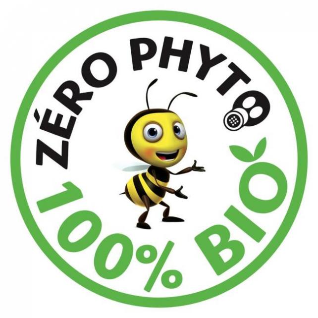 0 phyto 100% bio logo