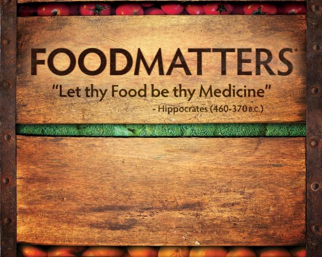 foodmatters on est ce qu'on mange